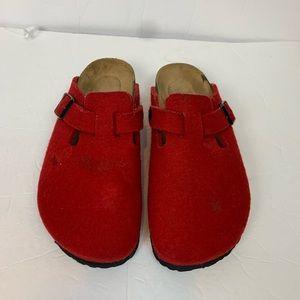 Birkenstock Shoes - Birkenstock Clog Mules Narrow